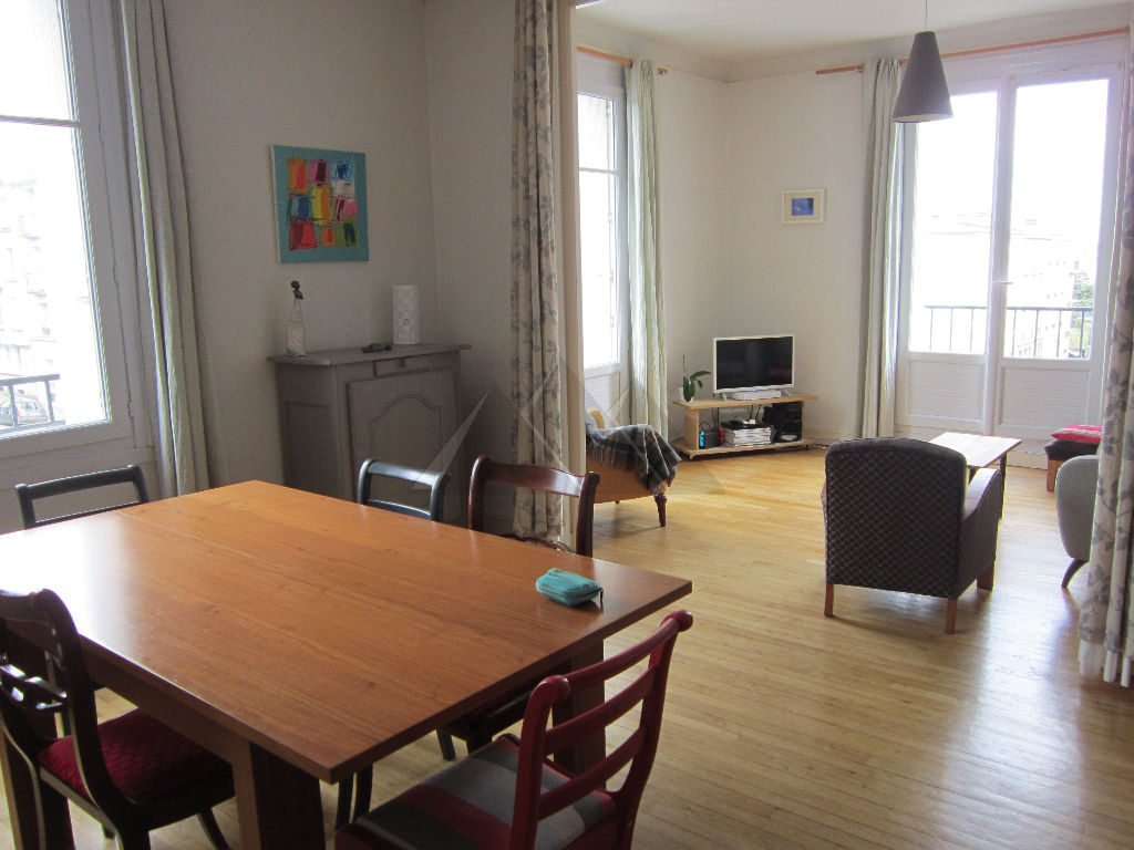 BREST TRIANGLE D'OR APPARTEMENT T4 84 m²